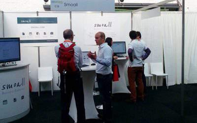 Smoall @ Entreprendre 2014