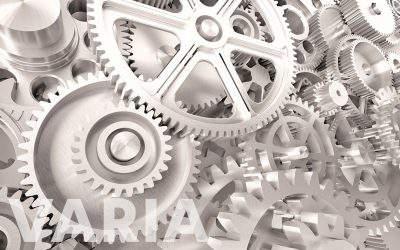 Nouvelles fonctionnalités: Varia