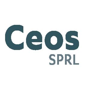 Logo Ceos SPRL couleur Smoall
