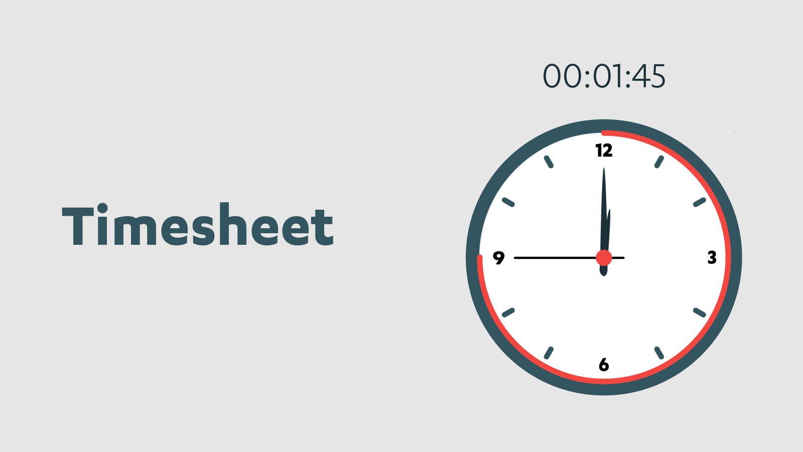 Timesheet Smoall business tools - Management