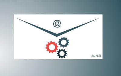 Gagnez du temps: automatisez vos mails!